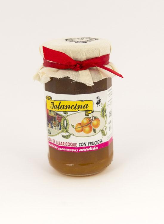Mermelada de Albaricoque (Sin Azucar)