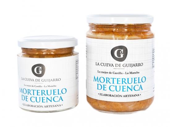 Home-made Morteruelo manchego.small jar.(1 portion)